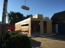 Uitbreiding woonhuis te Zuidland