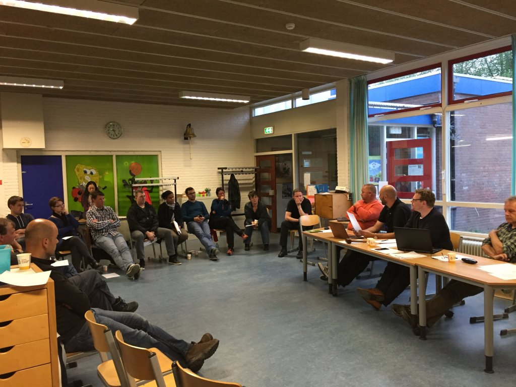 Jaarlijke VVE-vergadering