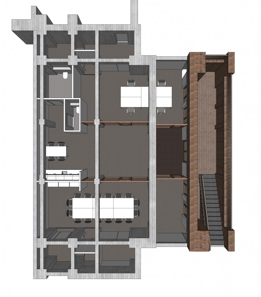 Uitbreiding Gerardus Majellakerk te Utrecht